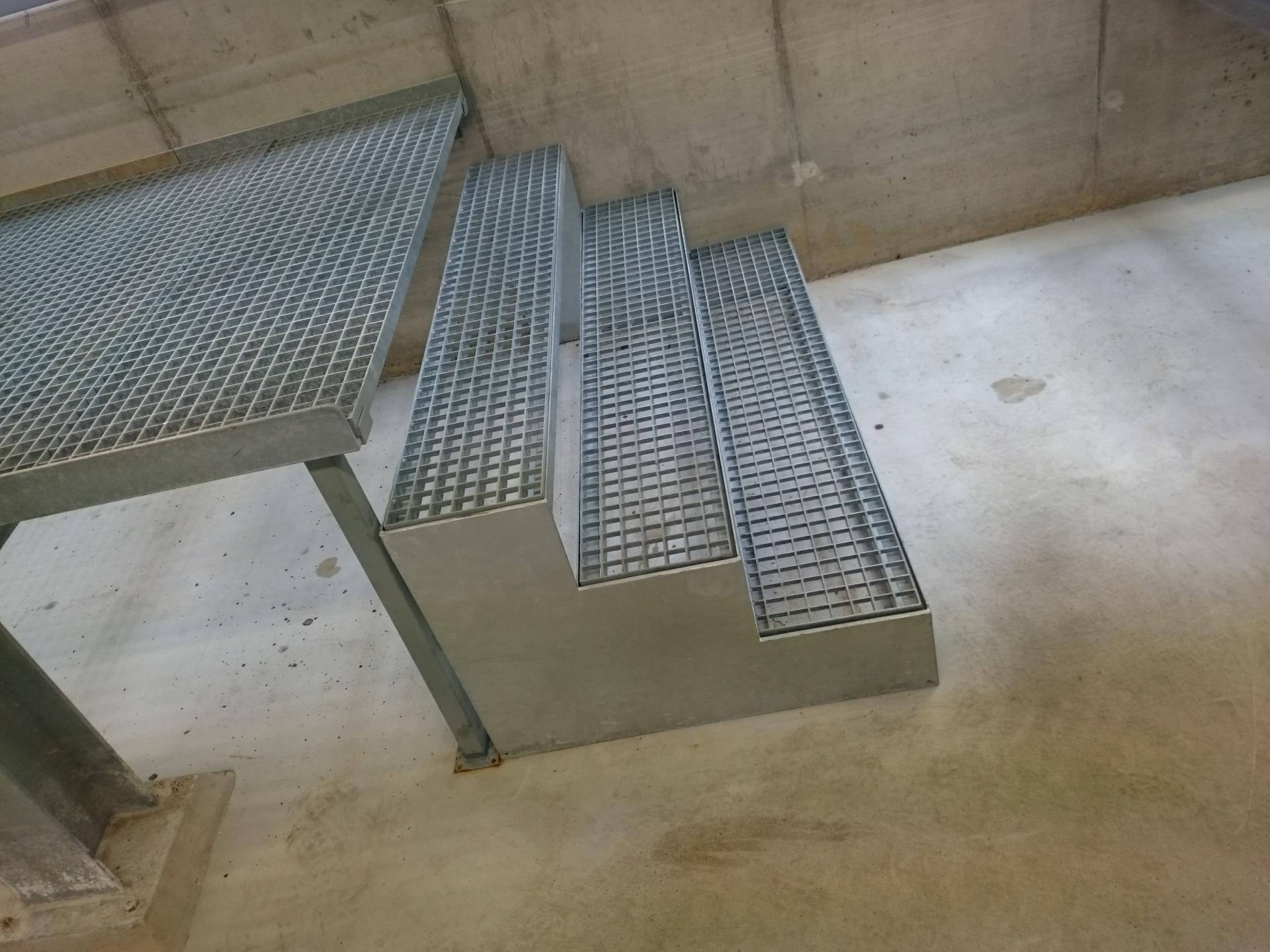 Escalier Fosse